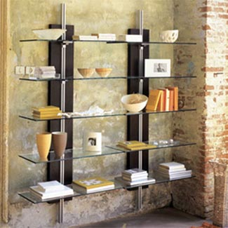 glassshelves